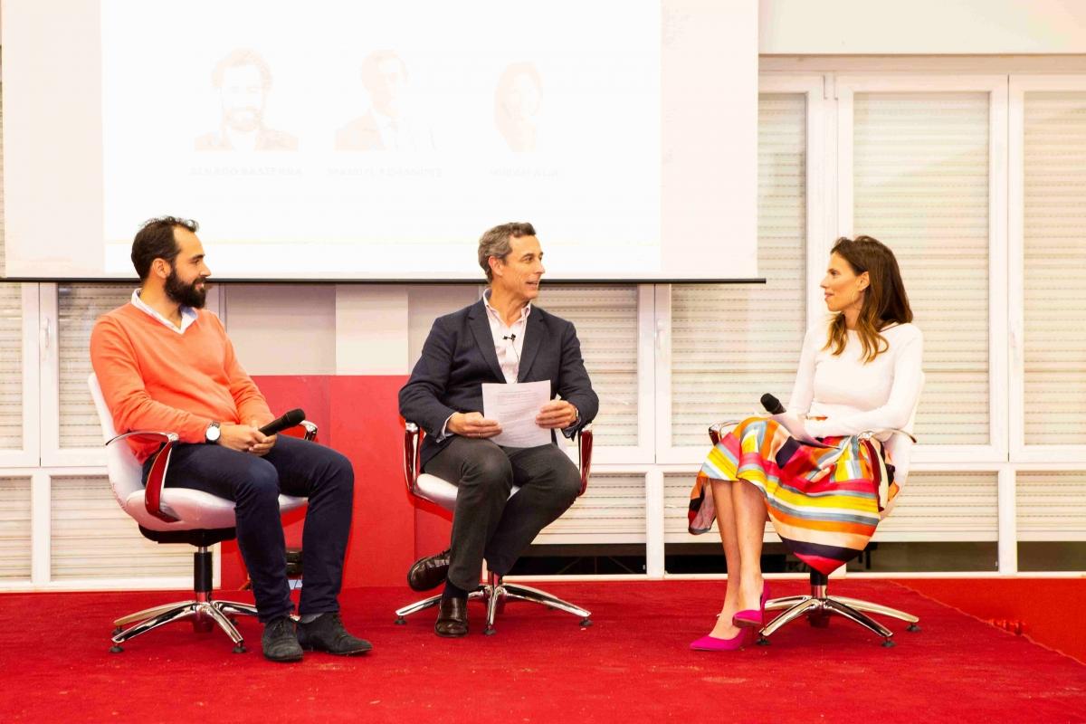 Feria de empresas alumni Madrid