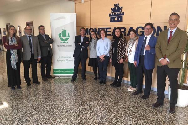 Alumni Fomento en Zaragoza