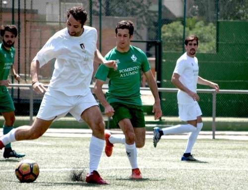 15 equipos en el Torneo del Club Deportivo Fomento Alumni 2019