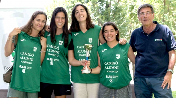 Torneo deportivo CD Fomento Alumni 29/06/2019