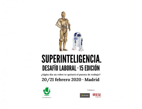 Desafío Laboral 2020: SUPERINTELIGENCIA