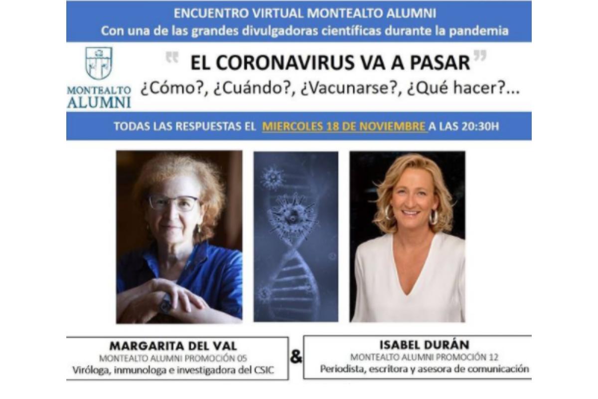 Montealto Alumni covid 19